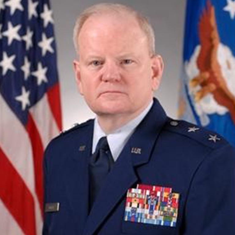 Major General (USAF, Ret.) Charles Tucker